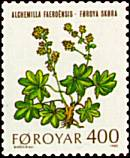 Faeroe Islands 1981. Flora Scott #52.